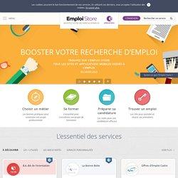 Les services web et mobiles de l'emploi