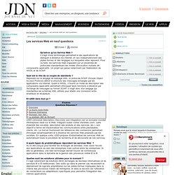 Les services Web en neuf questions