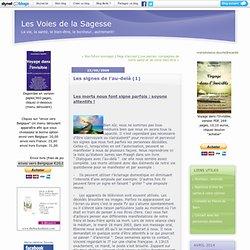 22/05/09 Signes au-delà BLOG Les voies de la Sagesse
