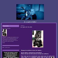 19/09/12 Signes de l'Au-delà des animaux BLOG Reynaldroussel