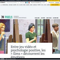 Les «Sims 4» à l'école des émotions