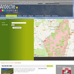 Les sites naturels en Ardèche