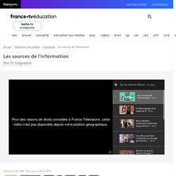 Les sources de l'information - Vidéo