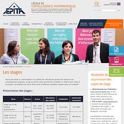 EPITA - Ingénierie Informatique - Services entreprise - Accueill