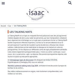 Les Talking Mats - ISAAC FR