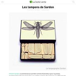 Les tampons de Sardon