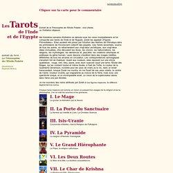 Les Tarots de l'Inde et de l'Egypte