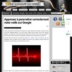Les techniques de veille sur Google