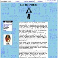 Les templiers - La fin des templiers
