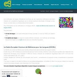 Tests et diplômes de langues