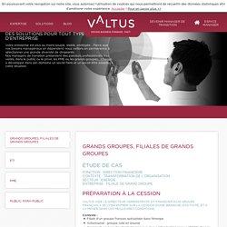 Les types d'entreprise - Valtus