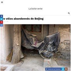 Les vélos abandonnés de Beijing