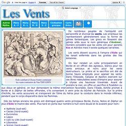 Mythologie grecque : les Vents