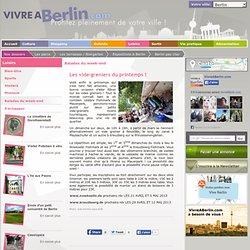 Les vide-greniers du printemps ! - VivreaBerlin.com