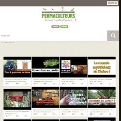 Les vidéos de permaculture