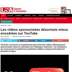 Les vidéos sponsorisées désormais mieux...