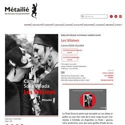 Les Vilaines - Editions Métailié