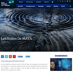 Les voiles de maya