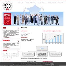 Les500.fr - Amazon - Fiche Entreprise