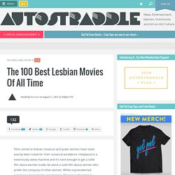The 100 Best Lesbian Movies Of All Time