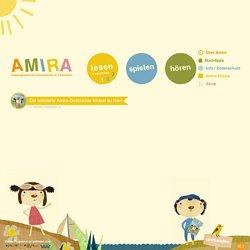 Amira - Kostenfreies Leseförderprogramm in 8 Sprachen