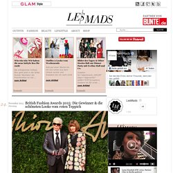 LesMads - Mode, Fashion, Shopping, Couture, Beauty, Style, Musik, Party