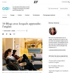 10 Blogs avec lesquels apprendre l'anglais ‹ GO Blog