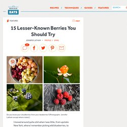15 Lesser-Known Berries You Should Try