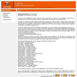 LGGA - Lessico dei grammatici greci antichi