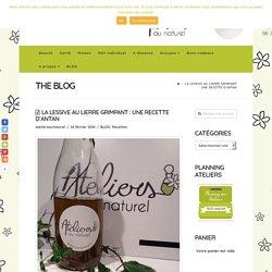 La Lessive au lierre grimpant : une recette d'antan - Ateliers au naturel à Nantes