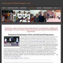 Lesson Details - www.sportstechnique.com