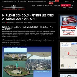 Best Flight School in NJ