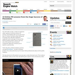 10 Online PR Lessons From the Huge Success of Phonebloks