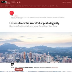 Lessons from the World's Largest Megacity​