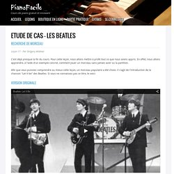 Let it be - Beatles - PianoFacile