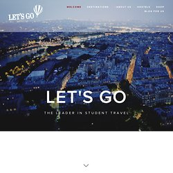 Let's Go Travel Guides - The Leader in Budget Travel