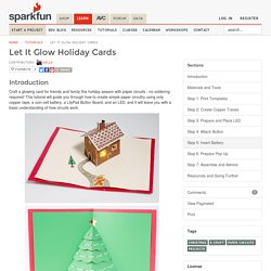 Let It Glow Holiday Cards
