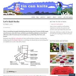 Let's Knit Socks