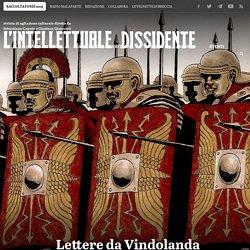 Lettere da Vindolanda