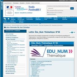 Lettre Édu_Num Thématique N°05