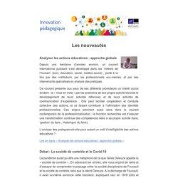 Lettre Innovation pédagogique du 2 juin 2020