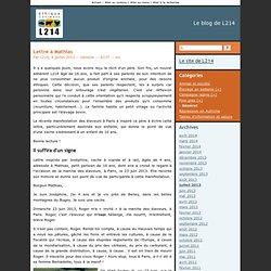 Le blog de L214 - Ethique & Animaux -