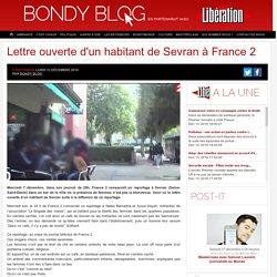 Lettre ouverte d'un habitant de Sevran à France 2