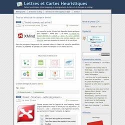 » Xmind - Lettres et Cartes Heuristiques