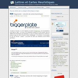 » Mind Maps en ligne - Lettres et Cartes Heuristiques