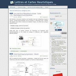 » Latin - Lettres et Cartes Heuristiques