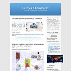 Lettres à Condorcet