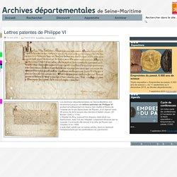 """Revue """"Fenêtre sur Tour"""" - Archives départementales de Seine Maritime"""