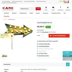 Leuchtobjekt Arrow - - KARE Design