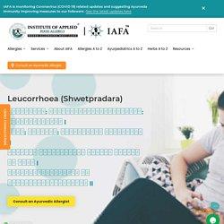 Leucorrhoea l IAFA